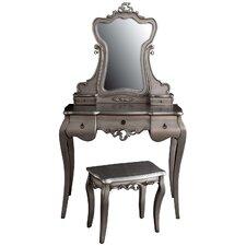 Schminktisch Lostwithiel mit Spiegel