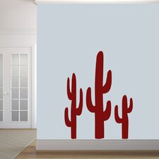 Cactuses Wall Decal
