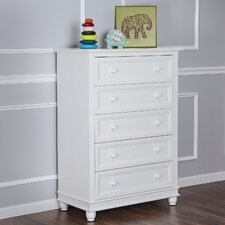 Hampton 5 Drawer Dresser