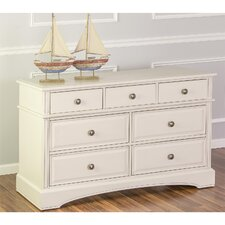 Double-7 Drawer Dresser