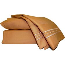Prestige 1800 Thread Count Microfiber Bed Sheet Set