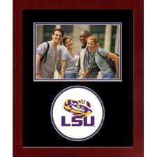 Louisiana State University Alumnus Lithograph Picture Frame
