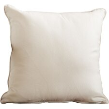 Outdoor Solid Throw Pillow