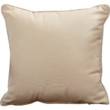 Outdoor Sunbrella Throw Pillow