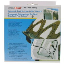 1200 Watt Automatic Roof De Icing Cable Control RS-2