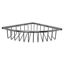 Essentials Corner Wire Soap Basket