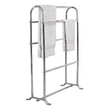 Classic Freestanding Towel Rack