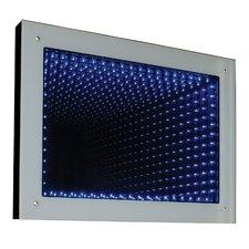 LED-Spiegel Lucio Infinity