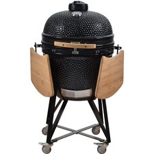 52 cm Quinta Kamado Charcoal Barbecue