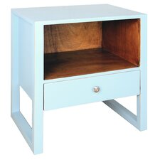 Edith 1 Drawer End Table