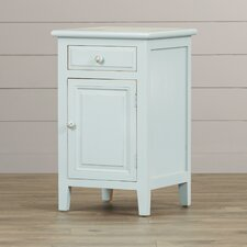 Mae 1 Drawer Nightstand