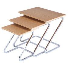Deandre 3 Piece Nesting Tables