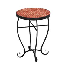 Moroccan Mosaic End Table