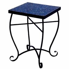 Moroccan Mosaic Mystic Square End Table