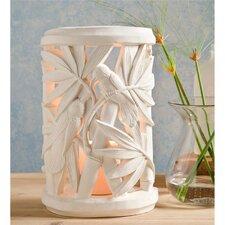 Bamboo Soapstone Candle Holder