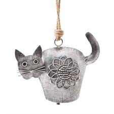 Outdoor Metal Cat Bell