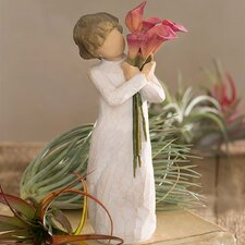 Willow Tree® Pink Calla Lily Figurine
