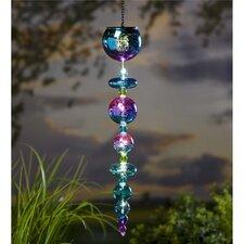 Hanging Solar Mercury Glass Ornament Wall Decor