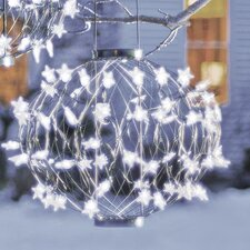 Solar-Powered Lighted Starball