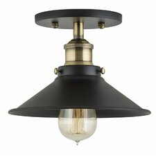 Andante 1 Light Semi-Flush Mount