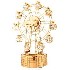Ferris Wheel Music Box Figurine