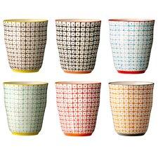 Ceramic Cup (Set of 6)