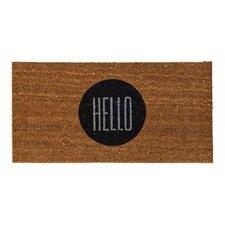 """""""Hello"""" Doormat"""
