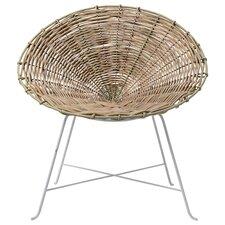 Braided Rattan Papasam Chair
