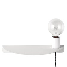 1 Light Metal Wall Lamp