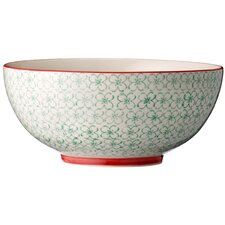 Emma Ceramic Salad Bowl