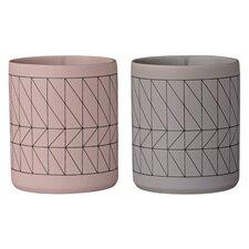Ceramic Cup (Set of 2)