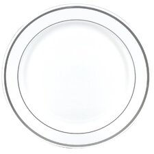 Premium Heavyweight Plastic Dinner Plate (Set of 288)