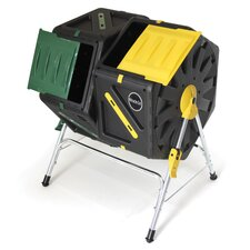 Miracle-Gro Dual Chamber Tumbling Composter