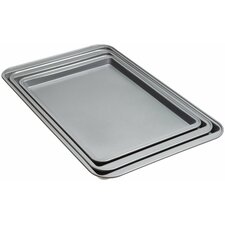 3 Piece Non-Stick Cookie Sheet Set