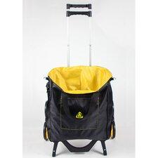 "44"" x 24"" x 20"" 100/lbs Upcart All Terrain Stair Climbing Folding Cart with Upgrade Bag"