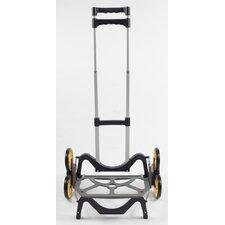 """44"""" x 24"""" x 20"""" 100/lbs Upcart All Terrain Stair Climbing Folding Cart"""