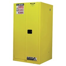"Sure-Grip® 65""H x 34""W x 34""D EX Flammable Safety Cabinet"