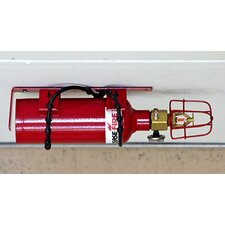 Fire Protection Extinguisher Unit Locker 52 CuFt