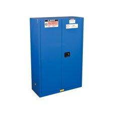 "ChemCor® 65""H x 43""W x 18""D  2 Door Hazardous Material Safety Cabinet"