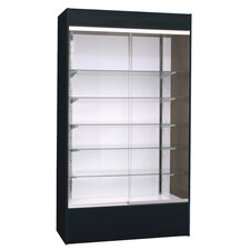 Wall Display Case with LED Light