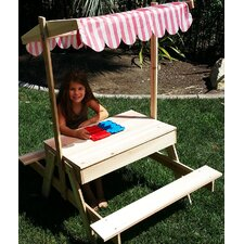 Modern Kid's Picnic Table