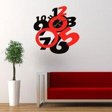 Modern Home DIY 3D Wall Clock
