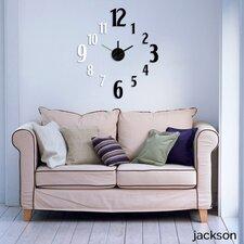 """Modern Home 11"""" DIY 3D Wall Clock"""