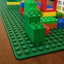 PlayScapes Portable Building Brick 2-Sided Play Mat