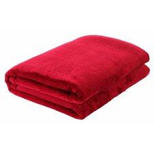Silky Touch Velvet Plush Throw Blanket