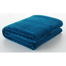 Silky Touch Velvet Plush Throw Blanket