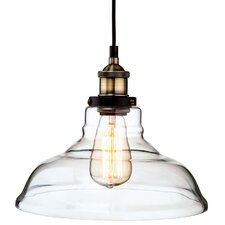 EMPIRE 1 Light Bowl Pendant