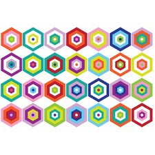 Puzzling Tiles Wall Decal