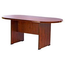 5.9' Oval Conference Table