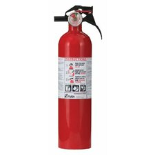 Excel Line™ Multi-Purpose Dry Chemical Fire Extinguishers - ABC Type - 2.5lb abc home fire extinguisher